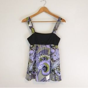 Alice & Trixie 100% silk cami size small